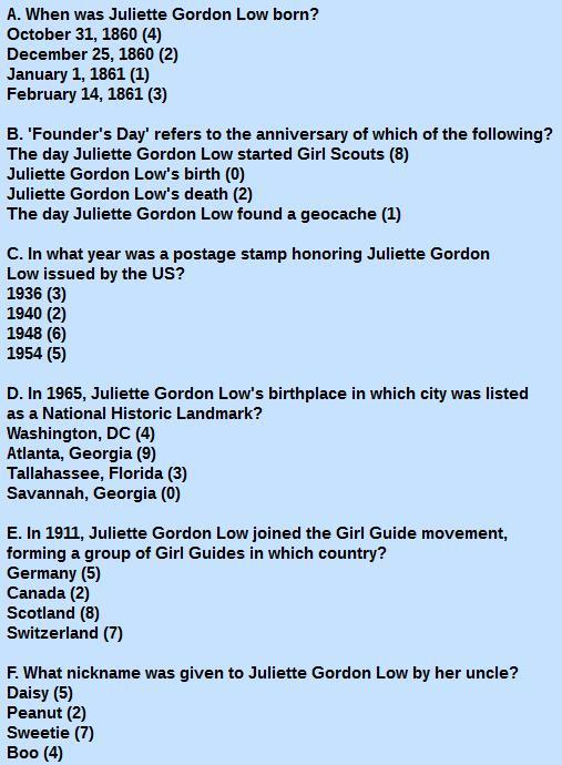 gc5x71a girl scout logo 7 juliette gordon low quiz geocaching logo images geocaching logo images